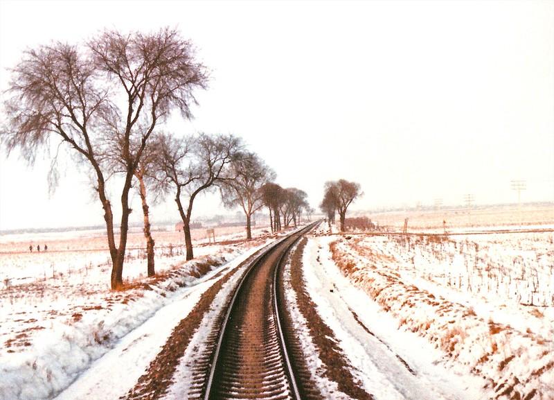 Leaving Harbin