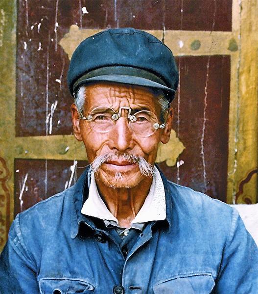 Inner Mongolia man