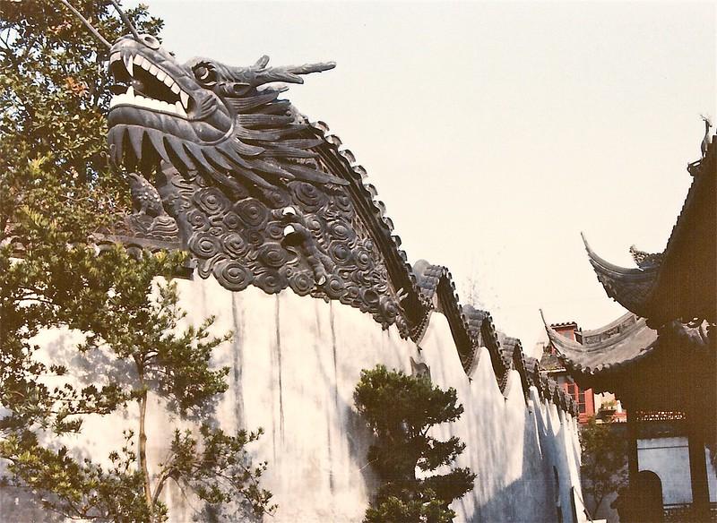 Shanghai wall