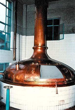 Tsingdao Beer vat