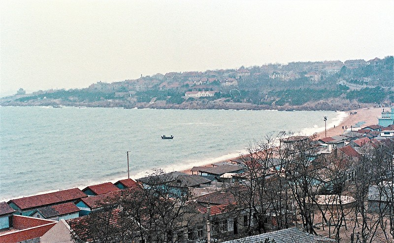 Coast in Qingdao