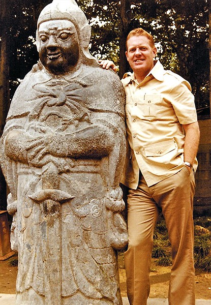 Wuxi statue