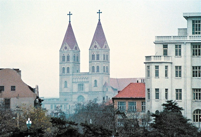 Christian Church in Qingdao