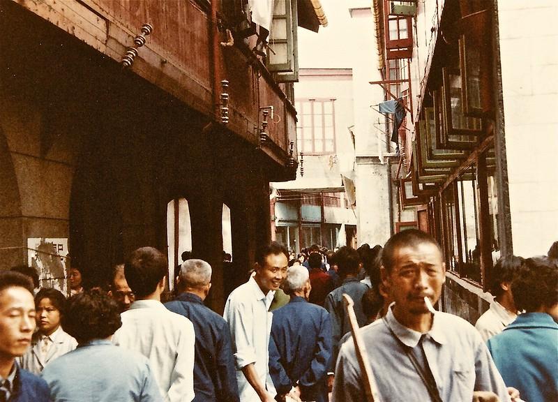 Shanghai Chinatown