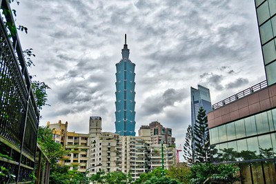 Taipei at Street Level