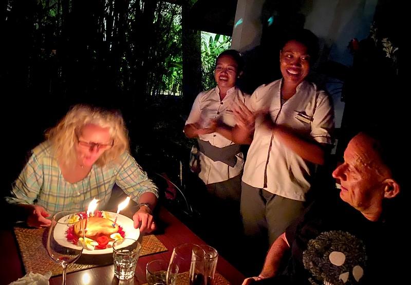 Elke's birthday