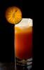 Villa Markisa, tangerine juice