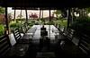 Dining table, Villa Markisa
