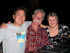 Kevin, Dave & Christiane