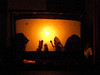 Balinese candlelight drama