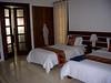 Kasawari Resort, bedroom<br /> Lembeh, Indonesia
