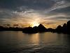 Sunset in Raja Ampat, Indonesia