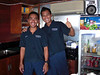 Dining staff - and what great service they provided!