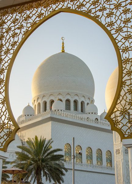 Sheikh Zayed bin Sultan Grand Mosque, Abu Dhabi (3a)