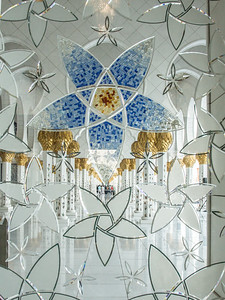 Sheikh Zayed bin Sultan Grand Mosque, Abu Dhabi (49)