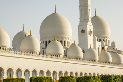 Sheikh Zayed bin Sultan Grand Mosque, Abu Dhabi (11)