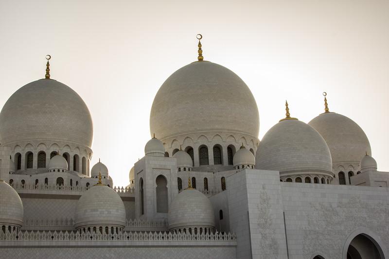 Sheikh Zayed bin Sultan Grand Mosque, Abu Dhabi (4)