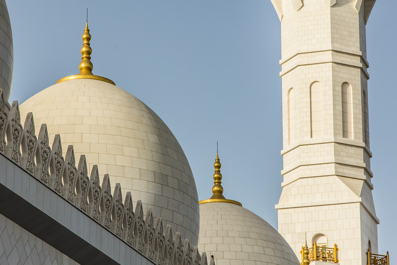 Sheikh Zayed bin Sultan Grand Mosque, Abu Dhabi (3b)
