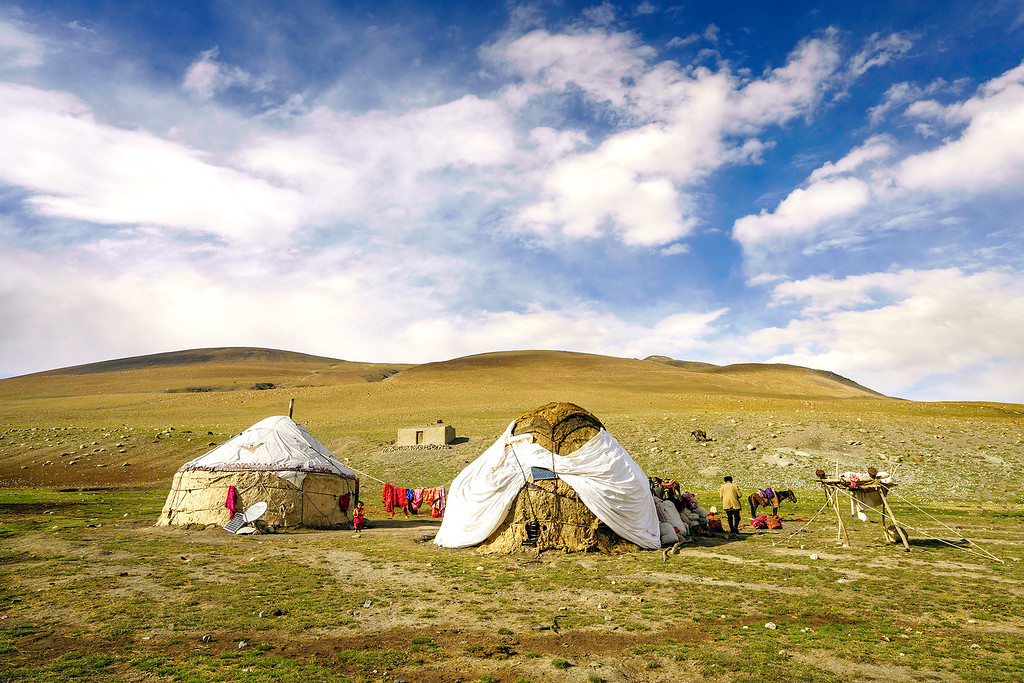 Kyrgyz Homes Afghanistan
