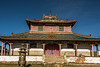 The Main Temple of the Shankh Monastery
