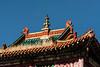 Temple Roof details