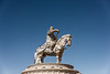 Genghis Khan found a golden whip