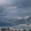 Monsoon season in Daegu, Korea.