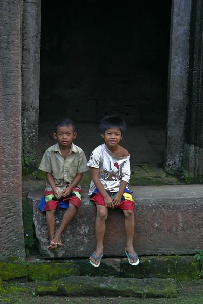 Bayon Children