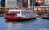 Paddle Wheel boat in Darling Harbour, Sydney