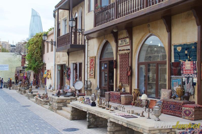 caucasus travel guide