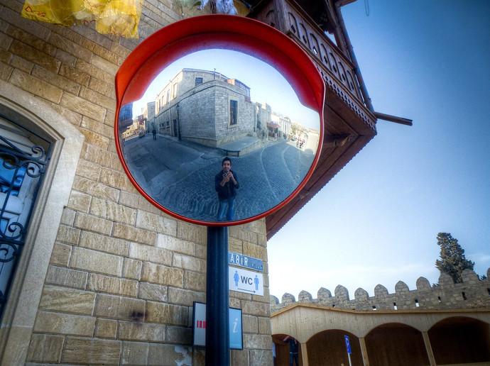 photos in baku azerbaijan
