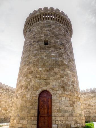 Nardaran Fortress Azerbaijan