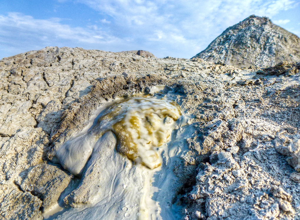 gobustan mud volcanoes