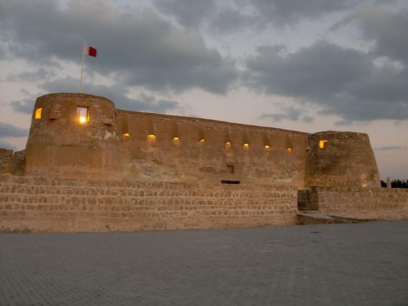 Arad Fort in Manama, Bahrain.