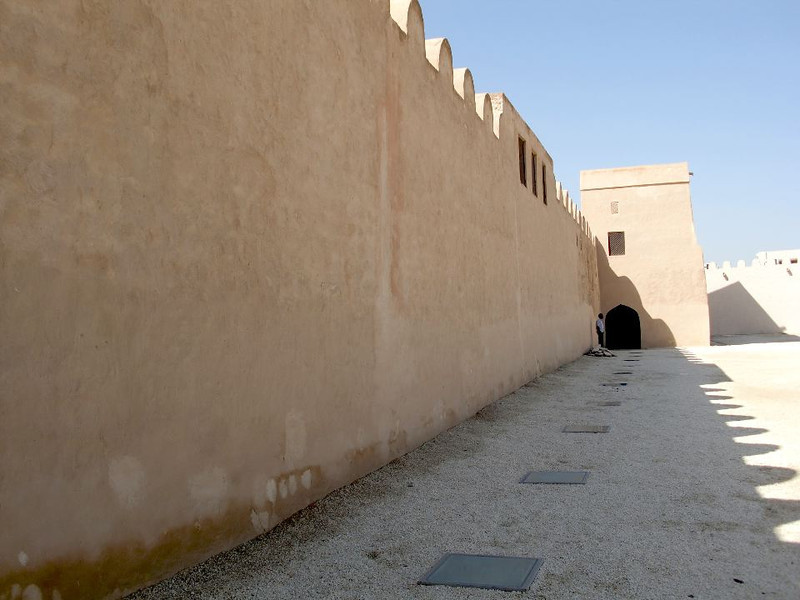 Riffa (Sh.Salman bin Ahmed Fort) Al Fateh Fort In Bahrain.