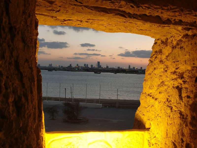 manama from arad fort