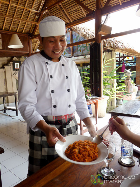Taste of Bumbu Bali (Spice Paste) - Ubud, Bali