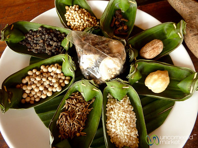 Balinese Spice Mixture - Ubud, Bali
