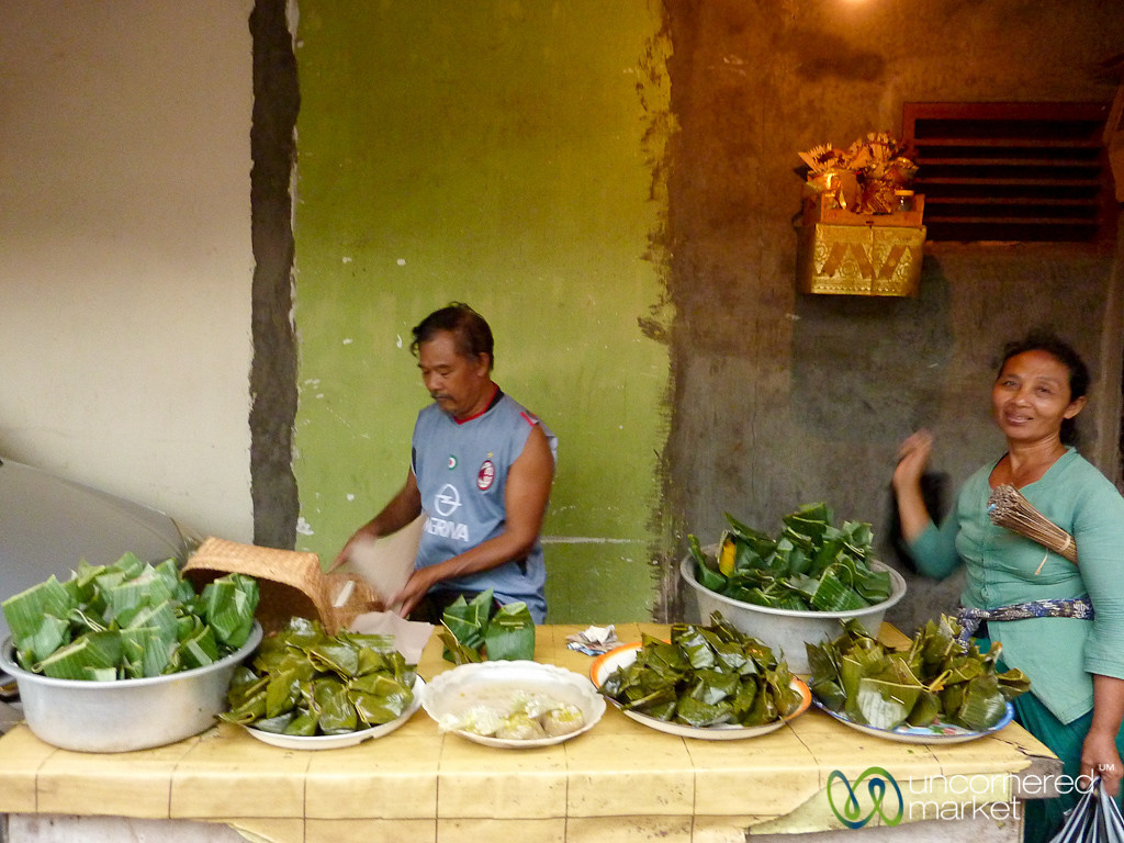 Lawar Stand - Ubud, Bali