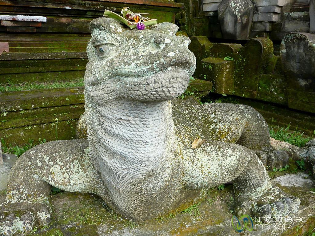 Blessed Lizard - Ubud, Bali