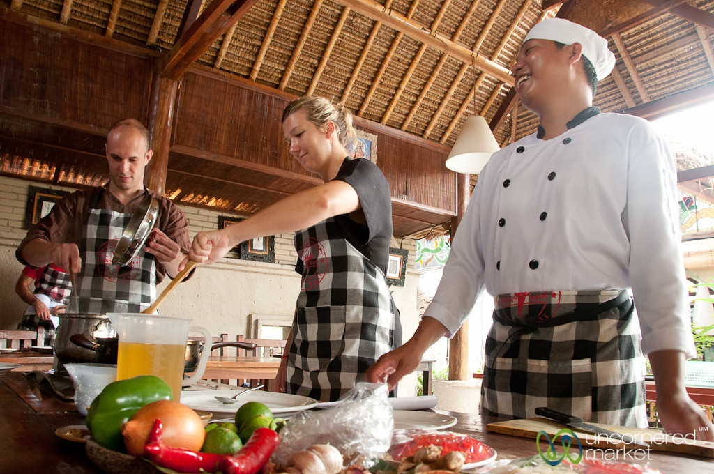 Balinese Cooking Classes - Ubud, Bali