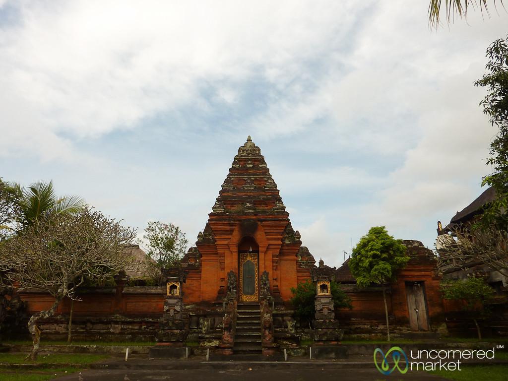 Ubud Architecture - Bali, Indonesia