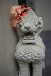 Bali decoration