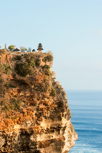 Uluwatu temple on Bali