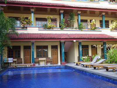 Guest house in Kuta Beach, Bali