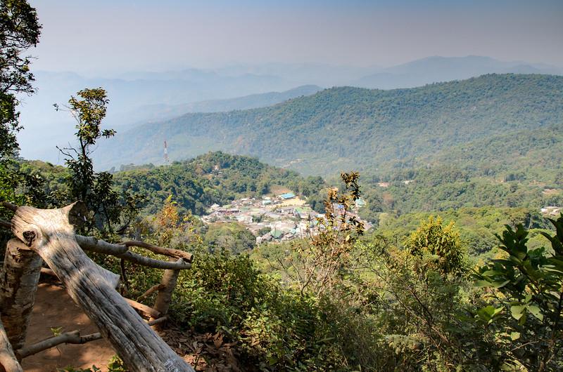 Doi Pui View Point