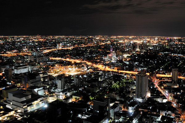 View from Baiyoke Sky Tower