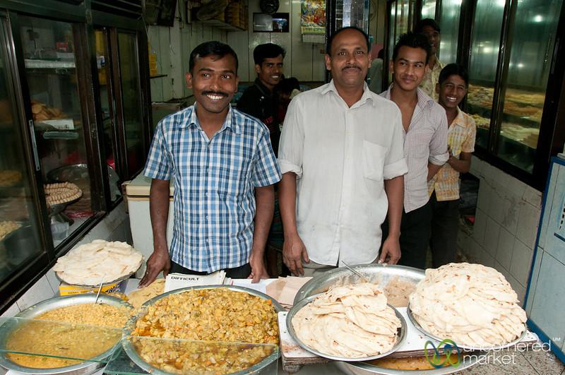 Breakfast of Champions: Paratha and Sabzi - Dhaka, Bangladesh