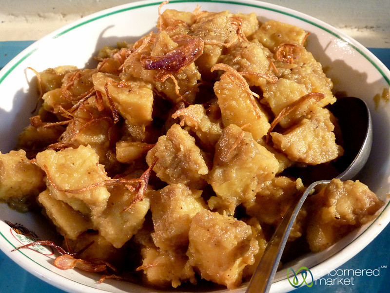 Potato and Dried Onion Snack - Bangladesh