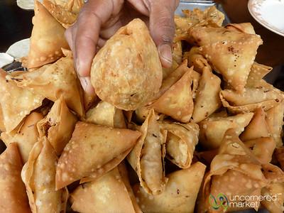 Singara and Samosas - Srimongal, Bangladesh